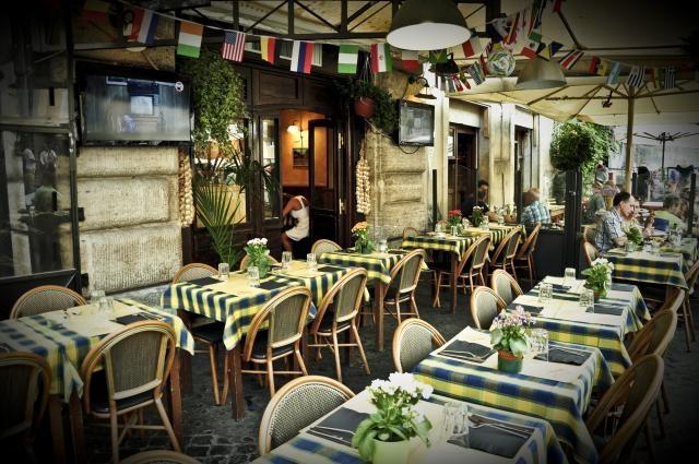 I migliori ristoranti di roma per mangiare all 39 aperto - Ristoranti con giardino roma ...
