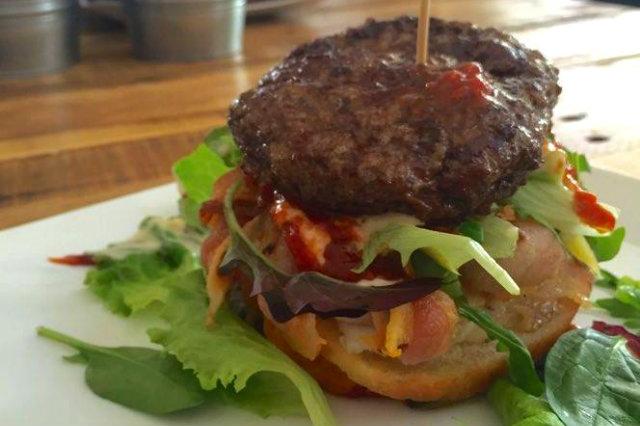 panini hamburger plip