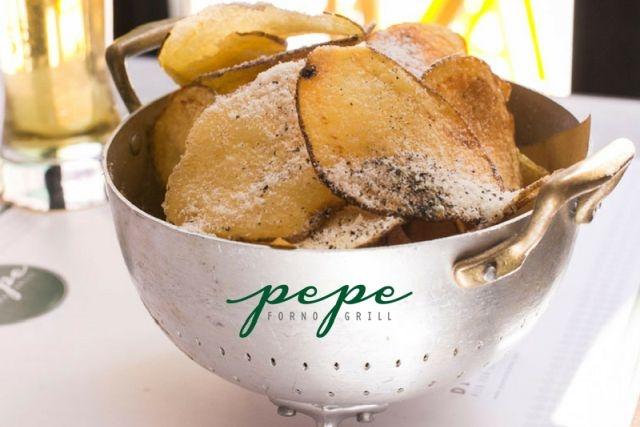cartoccio patatine roma pepe