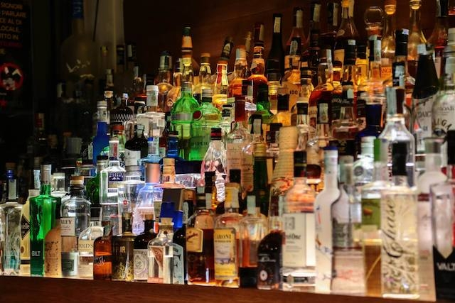 moscow mule milan bancone distillati