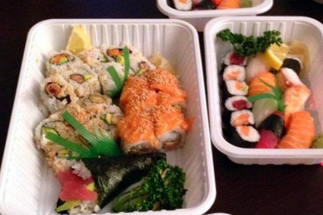 dove mangiare sushi a milano