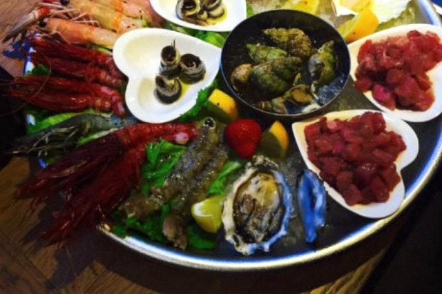 locali dove mangiare pesce crudo mestre dintorni voy