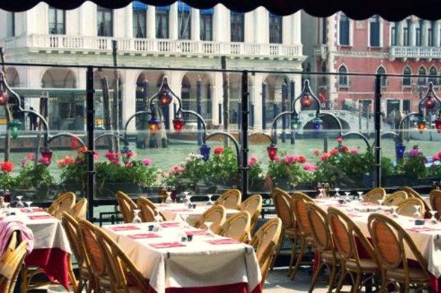 Tutti i ristoranti con vista sul canal grande e sul bacino for Terrazza panoramica venezia