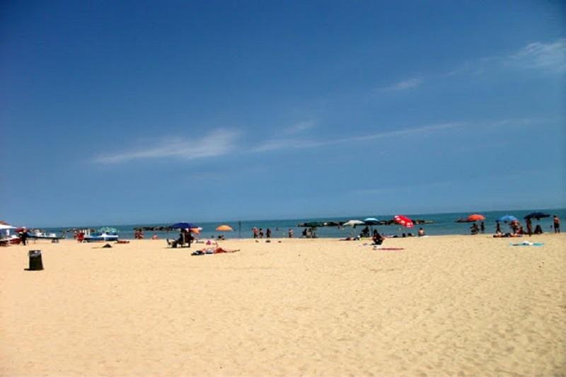 spiaggia libera pescara
