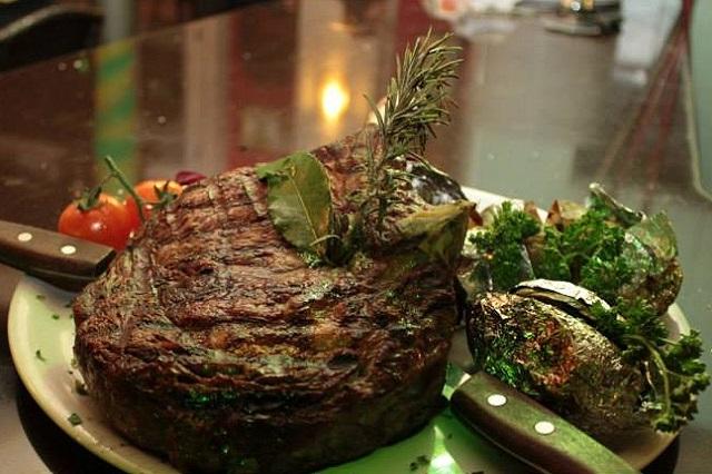 colonial inn carne barbecue
