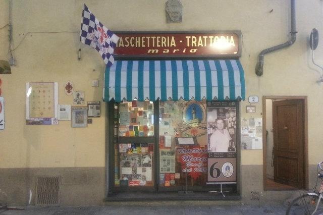 trattoria mario locali firenze san lorenzo