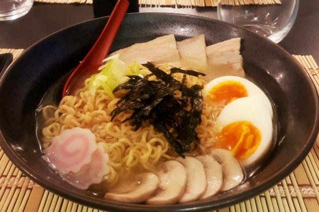 wasabi ramen balduina migliori ramen a roma cucina giapponese ristorante giapponese noodles zuppa miso