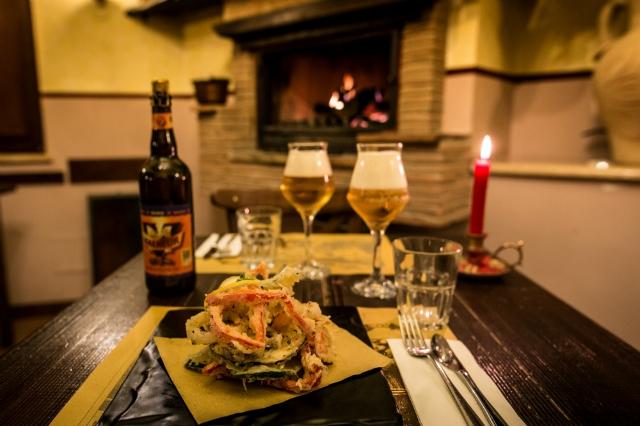 i migliori fritti di roma tempura di verdure baccalà in pastella filetto al grottino pizzeria san giovanni