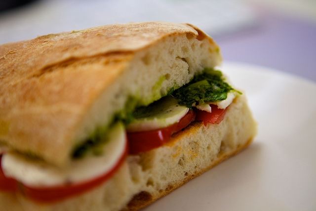 panino gourmet photo by janus bahs jacquet https://www.flickr.com/photos/insouciance/