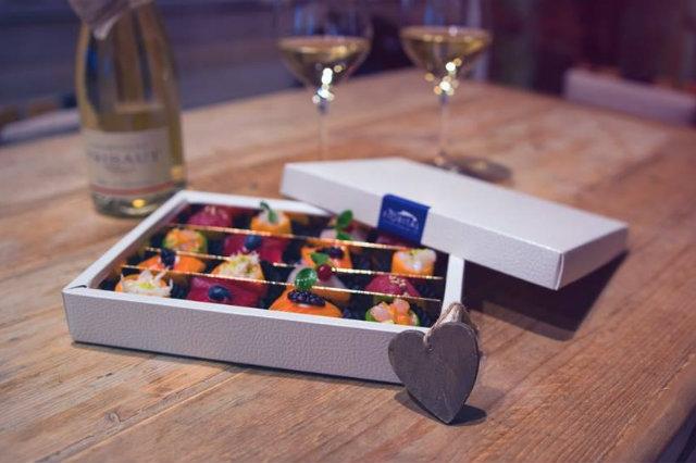 ristoranti lusso veneto san valentino