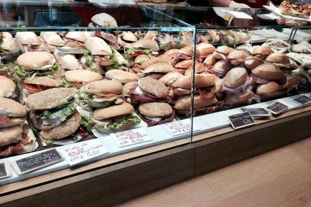 bakery veneto