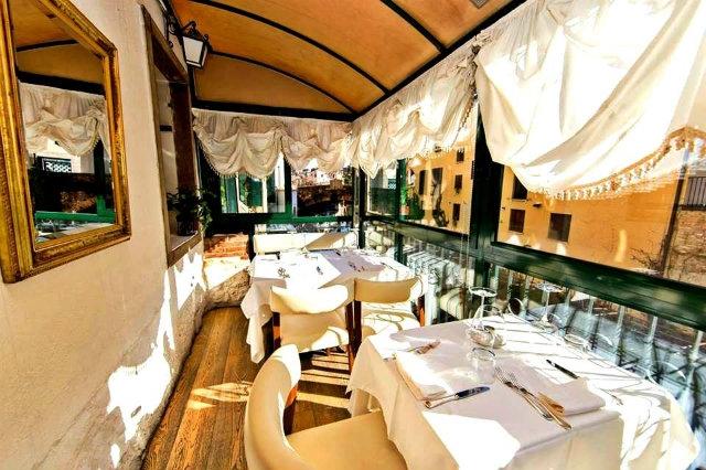 ristoranti sul fiume in veneto