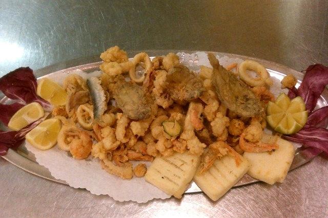 ristorante trocadero pranzo di pesce jesolo