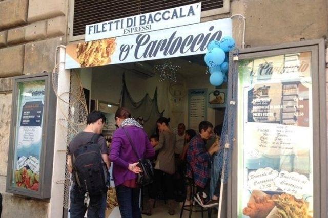 street food roma