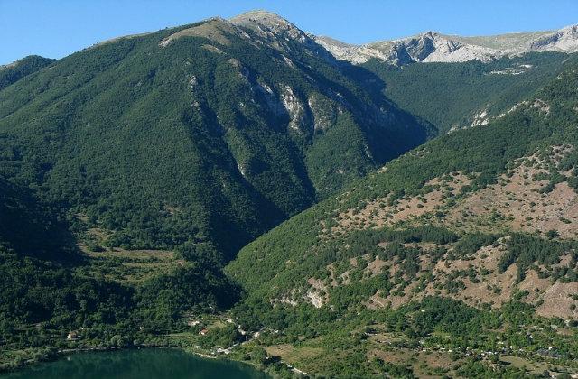 montagna grande scanno
