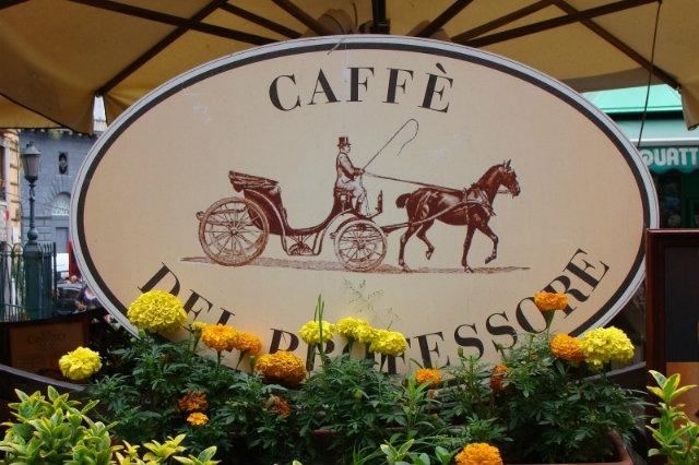 dove bere caffè napoli