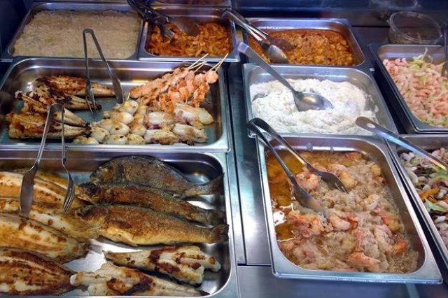mangiare pesce spendendo poco in veneto