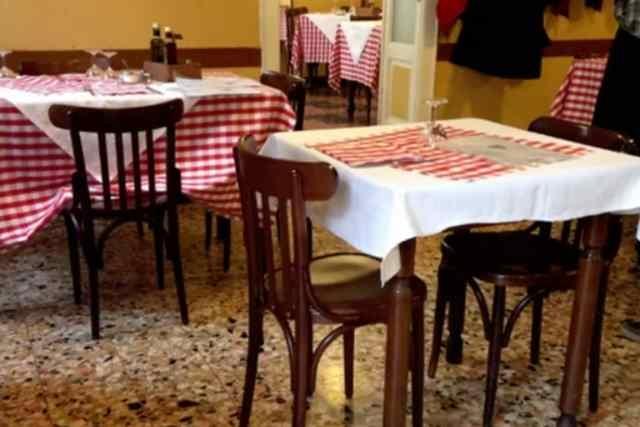 milano ristoranti risotto alla milanese ossobuco cucina tradizionale trattoria la madonnina