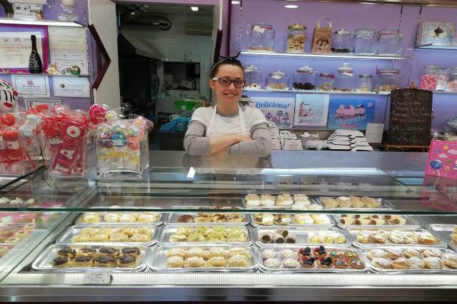 valentina santangelo roma pasticceria zucchero e cannella casalbertone intervista