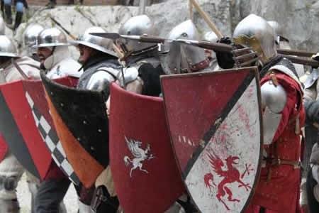 4 passi nel medioevo