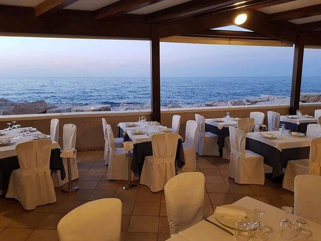 brezza marina bisceglie ristorante pesce mare puglia