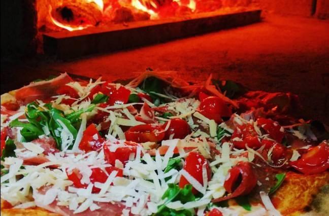 brasserie pizze