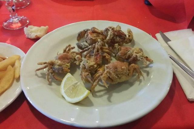 frittura di pesce veneto