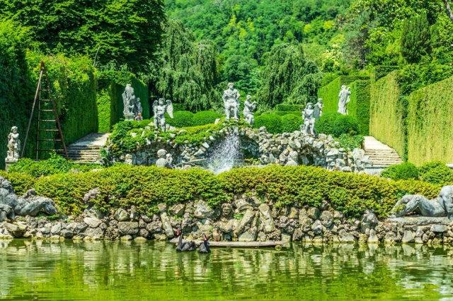 I parchi e i giardini pi belli del veneto for Laghetti nei giardini