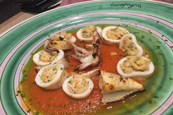 la capagira ristorante pugliese antipasti di pesce antipasti pugliesi abboffata migliori 5 antipasti di roma