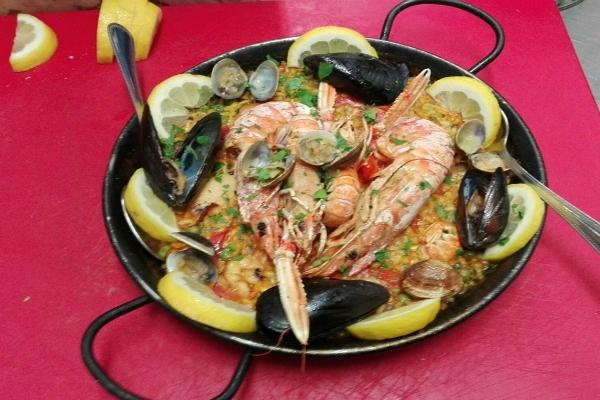 il principe tapas ristorante spagnolo sangria paella valenciana migliori cinque paelle a roma