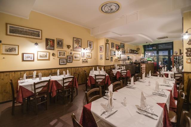 cucina romana milano