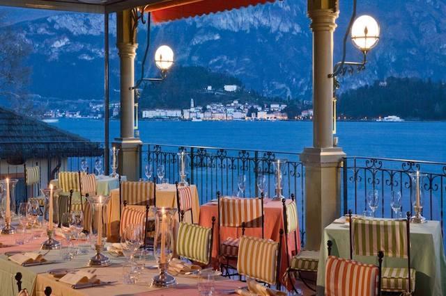 la terrazza grand hotel tremezzo como