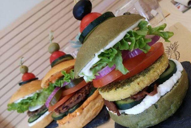 burger vegano roma campo de fiori universo vegano
