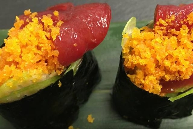 sushi a domicilio roma somo