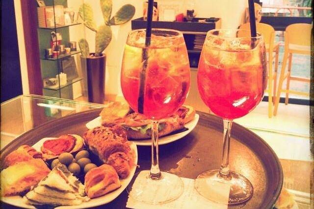aperitivi primaverili roma bar monti