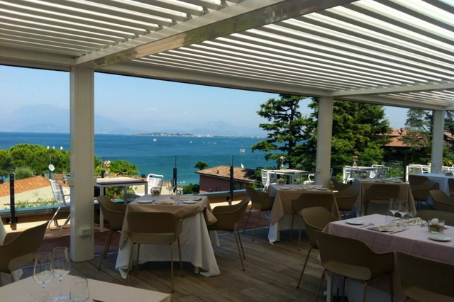 7 ristoranti di pesce sul Lago di Garda per una cena romantica