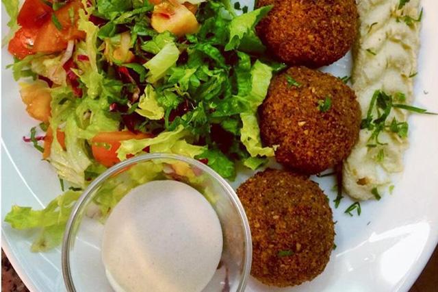 ristorante etnico brescia palestinese