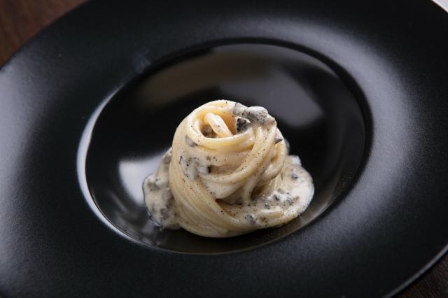 san pietro a pettine tartufi umbria cacio e pepe roma taste of roma temporary restaurant