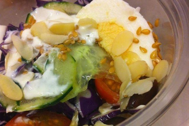 dove mangiare insalata a roma nanù
