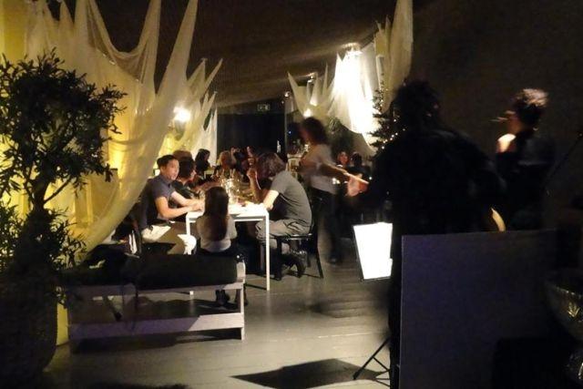 dove festeggiare 30 anni a roma blanco urban spa & restaurant