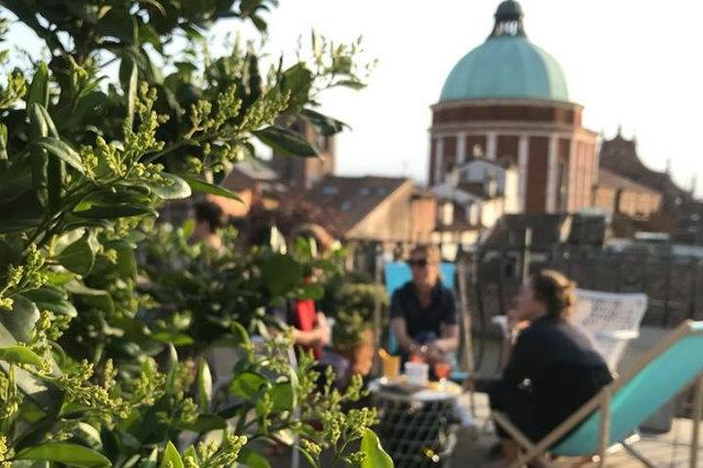 aperitivi in terrazza veneto