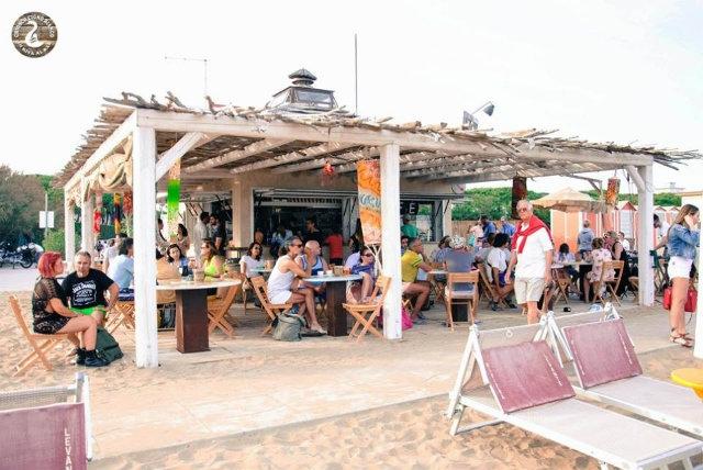 chioschi spiaggia veneto