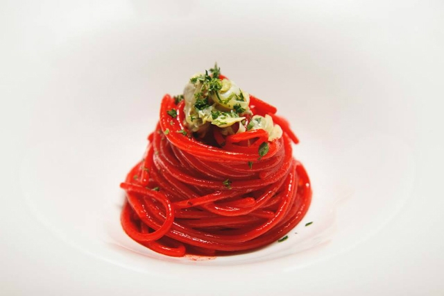 cannolicchio osteria di mare pesce gourmet ristorante dove andare a cena in metro a roma piazza bologna