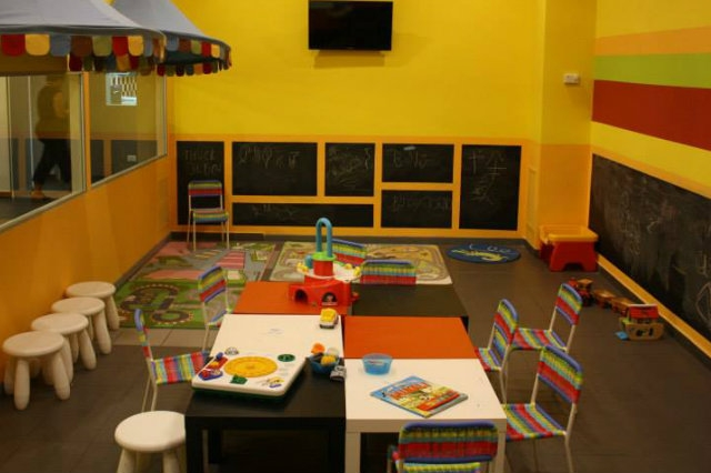 locali per bambini a roma