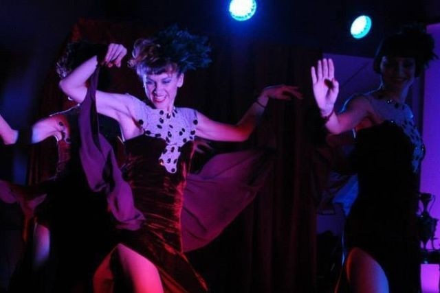 ballare a roma musica vintage