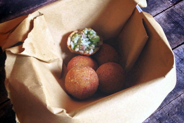 street food regionale veneto