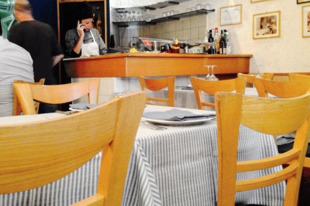 ristoranti pesce roma al falco