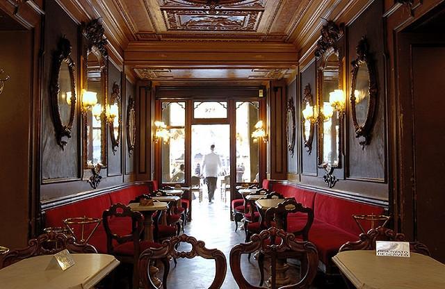 caffe florian piazza san marco cioccolata dolci venezia mangiare lusso