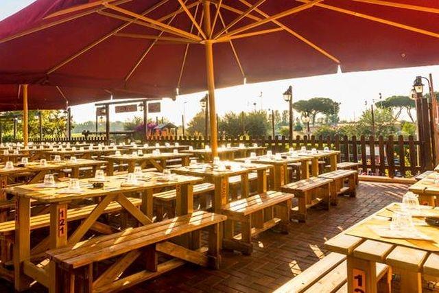 ristoranti bambini roma il secchio e l'olivaro