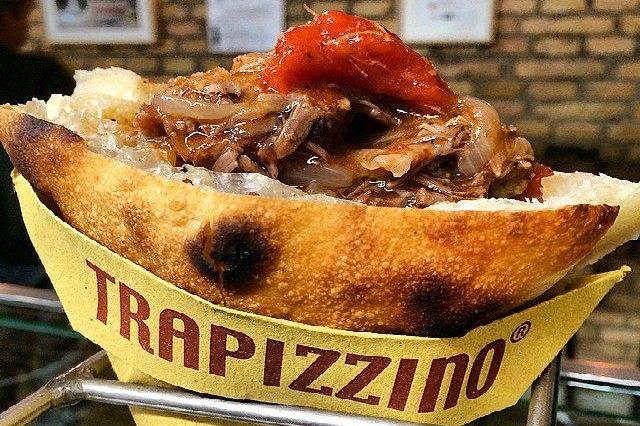 trapizzino stefano callegari roma migliore street food cibo da strada pizza cucina romana new york pranzo cena spuntino